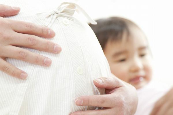 産後の姿勢矯正